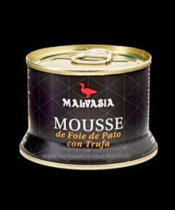 Mousse de Foie Gras de Pato con Trufa